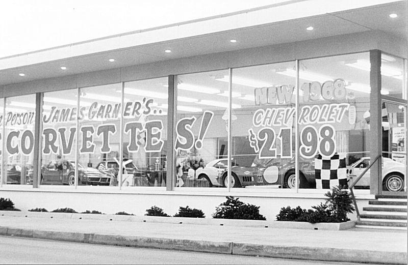 Garner Corvette S